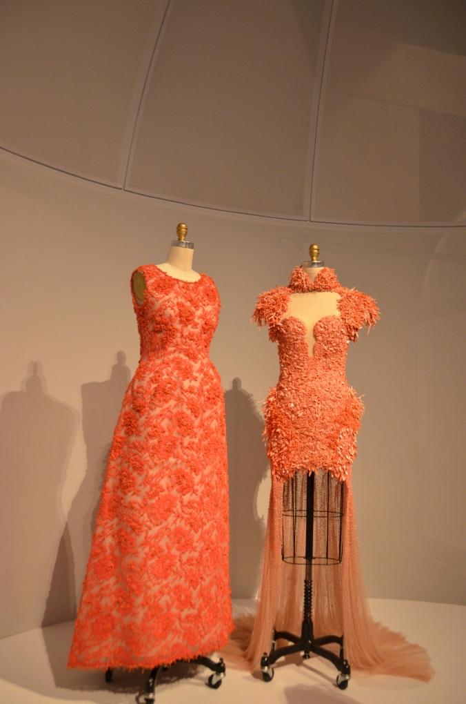 Givenchy & McQueen  |    MANUS x MACHINA